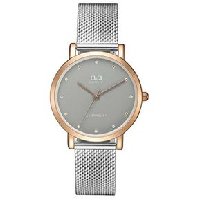 d69b7630a52 Reloj Dama Q&Q Modelo QA21j412y Original Oro Rosa