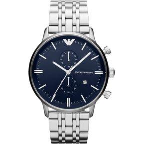 20df6158e30 Agotado Pack Reloj Emporio Armani AR1648 - Lapicero Parker Azul De Regalo