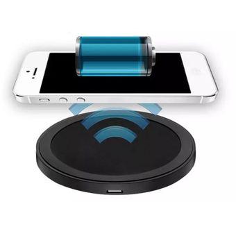 711af7ec36d Compra Cargador Inalámbrico Qi Con Funda IPhone 5/5S - Dorado online ...