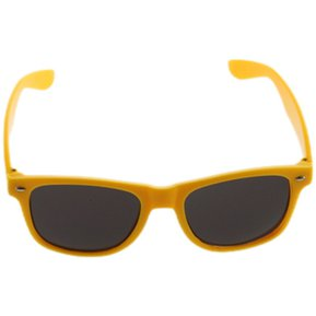 ec9586b7f83d5 EY Gafas De Sol Retro Gafas De Sol De Las Gafas De Color Amarillo