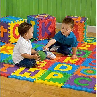 Pack alfombra goma eva para niños 50 unidades / N ofertas ...