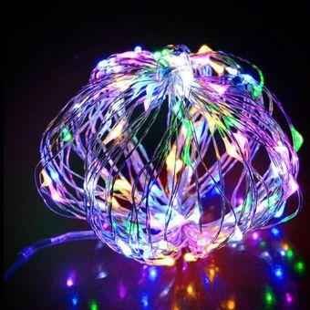 series luces led metros leds v usb leds alambre de cobre cadena de