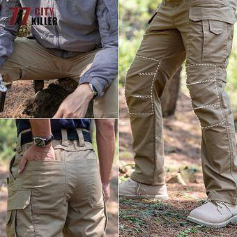 asesino de la ciudad IX1 militar pantalones tácticos ...