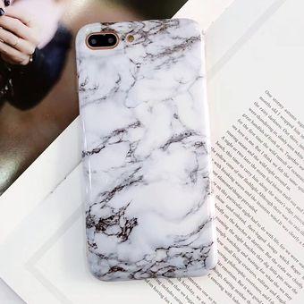 2466f770fe0 Compra IPhone 8 Plus & 7 Plus marmol Volver Funda antichoque online ...