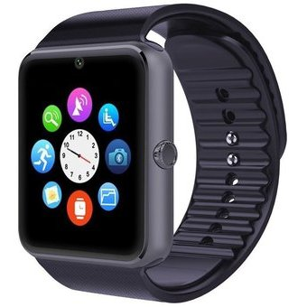 a192bb4b8bab Compra Reloj Smartwatch Gt08 Y6 Para Android - Negro online