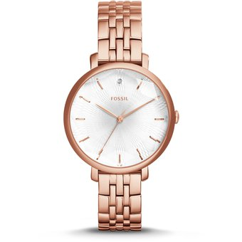 3a9a185f78ab Compra Reloj Fossil ES3860 Diamante Genuino -Oro Rosa online