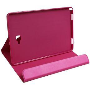 ebf48155d83 Funda Jyx Accesorios Samsung Tab P580 Tab A 2016 10.1 S Pen Smart Case -  Rosa