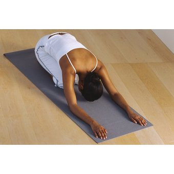 Compra Mat De Yoga 4 Mm Con Bolso Azul online  b7ef02784168