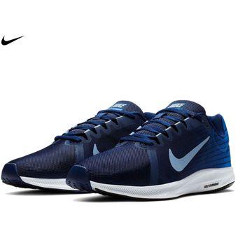 Zapatilla Nike Downshifter 8 Para Hombre Azul