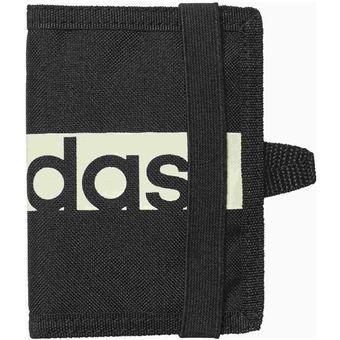 Compra Billetera Adidas Lin Per Wallet S99979 - Negro online  ddef22077eb