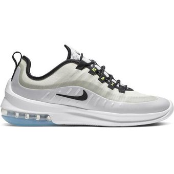 Zapatillas Running Hombre Nike Air Max Axis Premium Blanco con Negro