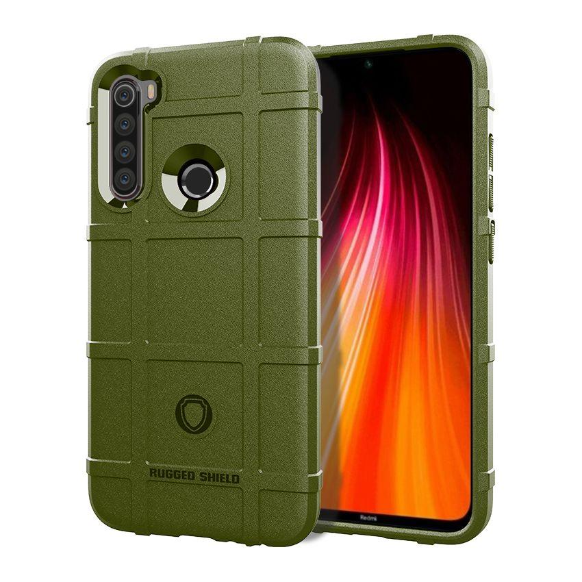 compra venta disfruta el precio de liquidación bastante agradable Funda de silicona para Xiaomi Redmi Note 8 - Verde | Linio México ...