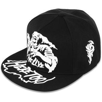 3064b34c4afa7 Compra Fluorescencia Gorra de Béisbol Hombre Hombre (Negro) online ...