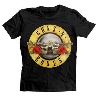 Compra Playera Caballero Guns And Roses Bravado GNR1294 Toxic online ... ad6f9d211c371