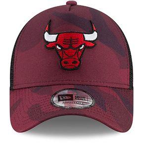 32598bce3209d Jockey New Era Chicago Bulls Nba 940 Af Trucker Verde