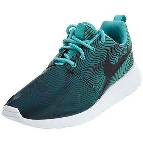 newest f156b c6f9b Zapatilla Nike 844958-301 Verde-Negro Femenino