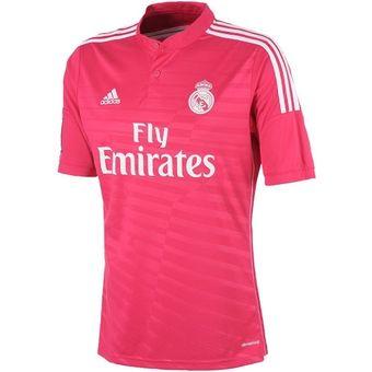 fef5045a829a4 Compra Jersey Adidas Visitante Rosa Del Real Madrid online