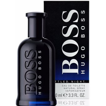 cf47ee0850f6 Compra Perfume Hugo Boss Bottled Night 100ml Envío Hoy online ...