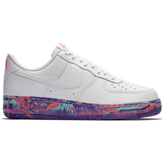 nike air force 1 suela marron