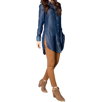ddc74a2b2a Compra Blusa Kenzo Jeans Keting Azul Oscuro online