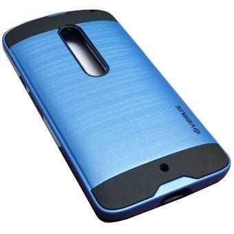 c60e531e4b9 Agotado Funda Case Anti Golpes Para Motorola Moto X Play Estuche Protector
