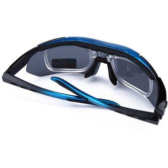Agotado XQ - 100 Polarizadas Gafas Ciclismo Profesional Casual Gafas De Sol  Deportivas Con Marco Miopía Gafas e5b926d7bb