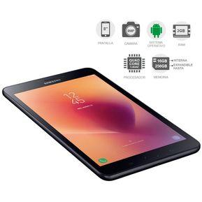 a1710fa81be Tablet Samsung Galaxy Tab A 8.0 2017 WI-FI Negra