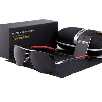 cd36cd4a21 Compra HDCRAFTER Gafas Lentes Sol Polarizados Conduccion - Colores ...