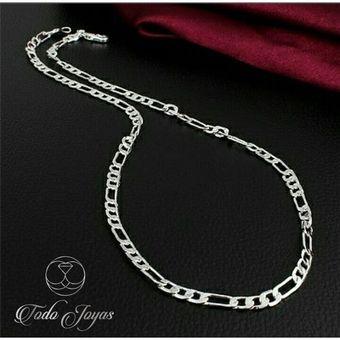 a429b5c0e7b3 Compra Cadena Plata Fina Ley 925 4mm 60cm Unisex Cartier online ...