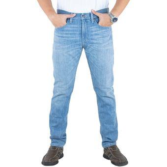 Pantalones Hombre De Mezclilla Para Caballero Corte Slim Estilo Bjm053 Sodexo Mexico Br031fa0cv2allmx