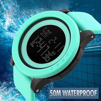 bf01c61b5341 Compra Joven Reloj Deportivo Hombre Skmei Digital Resistente Al Agua ...