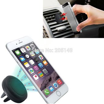 0368524dfd4 Holder - Soporte de Imán/Magnético para Smartphones, Celulares para Auto -  Negro