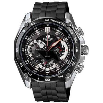 fa968878b8c2 Compra Reloj Casio Edifice EF 550-1AV Negro Para Hombre online ...