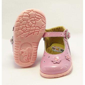 58cad93b Agotado Zapato para Niña BABY GAGASHOP Mod. 5011 Suela Antiderrapante  Color-Multicolor