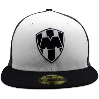 Compra Gorra New Era 59 Fifty LMX Rayados Oficial Shadow Vize Azul ... 7f987cd200b