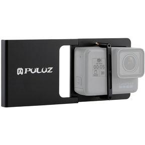 f477a7265c81 PULUZ Mobile Gimbal Switch Placa De Montaje Para GoPro NEW HERO