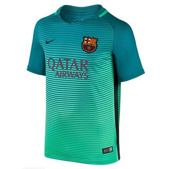 fd8b2f0a7c Compra Camiseta Hombre Nike FC Barcelona 3rd Jersey 2017-Verde ...