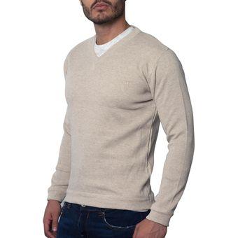Compra Saco Polo 201 Totas Para Hombre Beige online  a62c835a67a