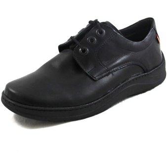 Zapatos negros Kickers para mujer kPLHK
