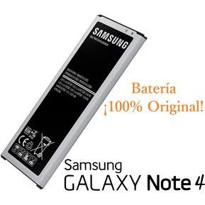 ff82d423063 Batería Samsung Galaxy Note 4 ¡nueva Original! NFC Integrado