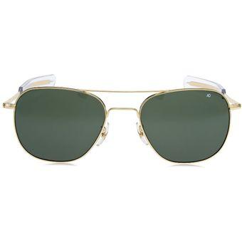 936a4a50d3 Agotado Lentes Sunglasses American GREEN Optical Original Pilot AO Aviator