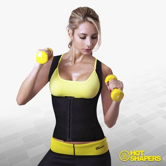 Compra Fajas Mujer Chaleco Hot Shapers Online Linio Colombia