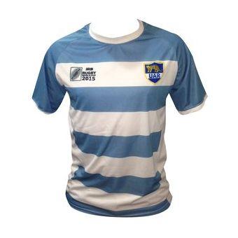 Compra Camiseta Los Pumas Adulto infantil Selección Argentina Rugby ... 0add7f7eee836