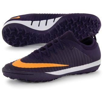 Agotado Zapatos De Fútbol Nike De Hombre MercurialX Vortex III IC Morado c995222b4f08b