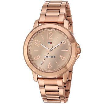 14ea0a6c92bf Agotado Tommy Hilfiger - Reloj 1781752 Casual Sport Rose Gold para Mujer