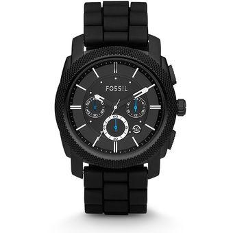 695659964f87 Compra Reloj Fossil FS4487 hombre Silicon -Negro online