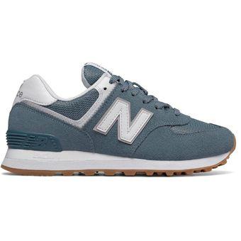 zapatillas mujer new balance azules