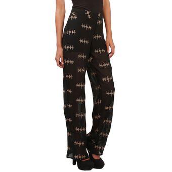 Compra Alessia Careci - Pantalón Mujer Georgina - Negro online ... fb32e581707e