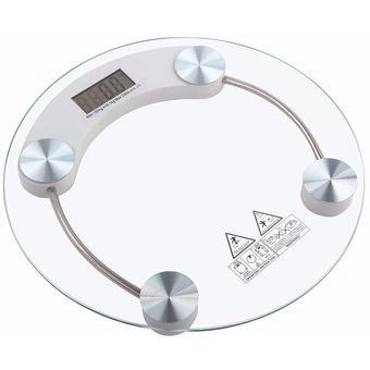 Bascula Digital Baño | Compra Balanza Bascula De Bano Digital Alta Precision De Cristal