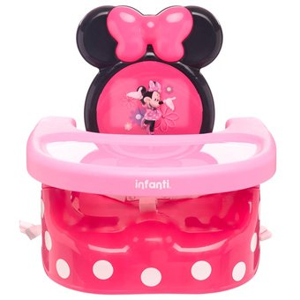 13257282d Compra Silla Para Comer Booster Disney Infanti Minnie-Rosa online ...